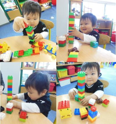 レゴブロックの遊び方