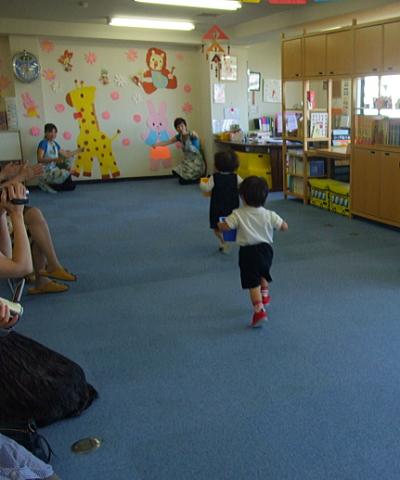 幼児教室MIE 運動会