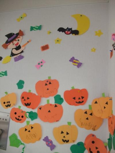 幼児教室MIE ハロウィン
