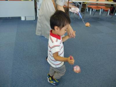 幼児教室ミー運動会