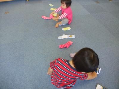 3歳児さんクラス