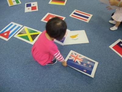 幼児教室MIEお勉強