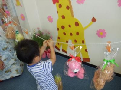 静と動の幼児教育