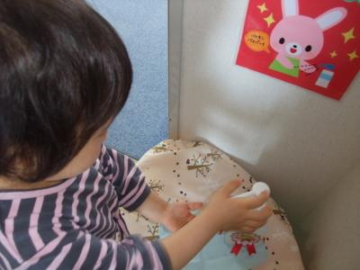 幼児教室感染症予防
