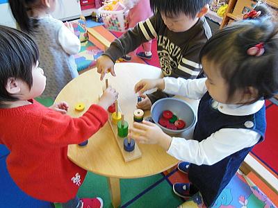 幼児教室MIE ボーネルンド