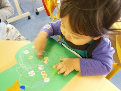 Baby MIEクラス(2歳児さん)