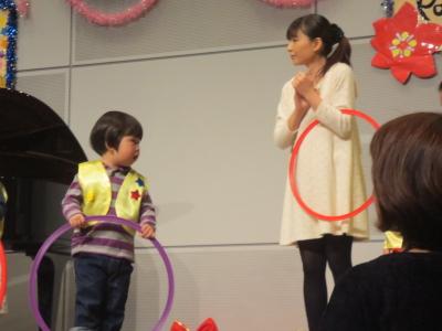 幼児教室MIEのクリスマス会