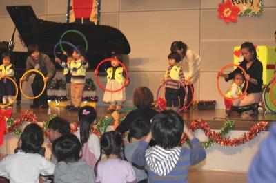 幼児教室MIEのクリスマス