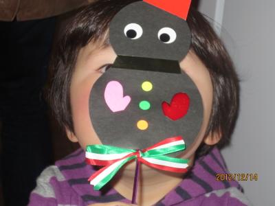 幼児教室MIE広島校のクリスマス会