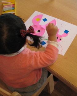 幼児教室2歳児さん