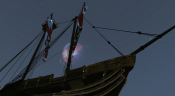 FT最後の日に皆で作った船