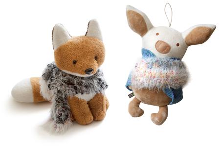 リッチツウィンクル狐と豚
