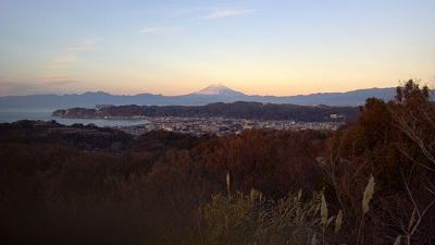 1301初日の出富士