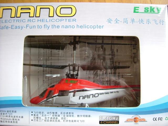 E-sky nano