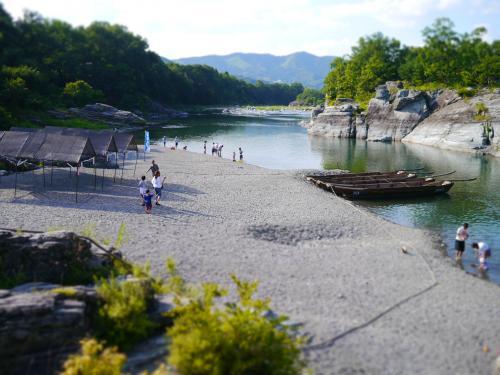 長瀞 川下りボート乗り場_convert_20120808153224