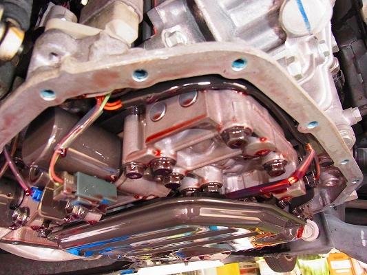 Voxy cvt by for M i motors