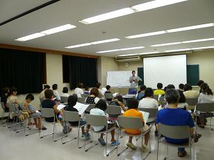 ぷれ夏のみらい塾2012