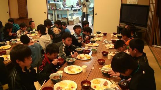17夕食2