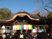 2013年1月2日 深大寺初詣