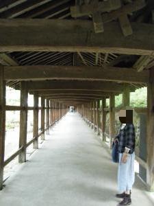 吉備津神社3モザ