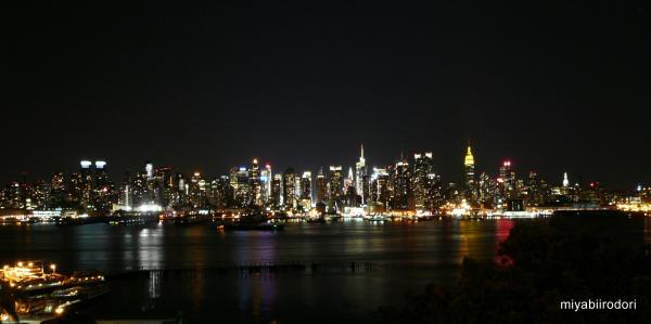 ニューヨーク夜景2