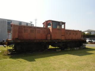 南薩鉄道資料館