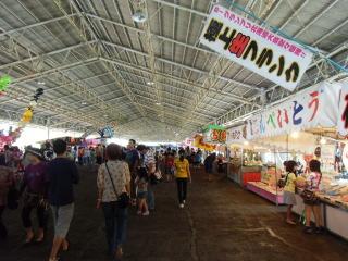 山川港祭り
