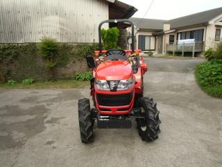 小型トラクター