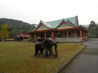 アジア太平洋農村研修村民族館
