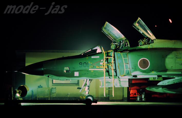 1995.01.17  RF-4E #901  501SQ  百里_65I9967