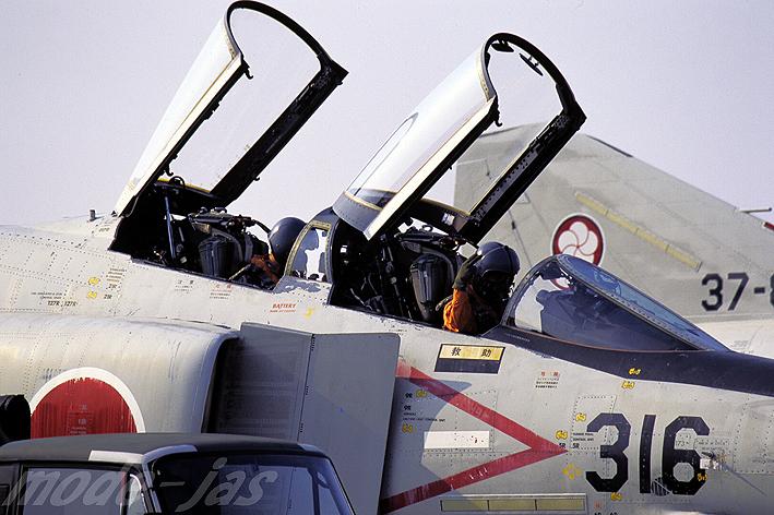 1992.11.25 F-4EJ #317 305SQ 百里_65I2478 のコピー
