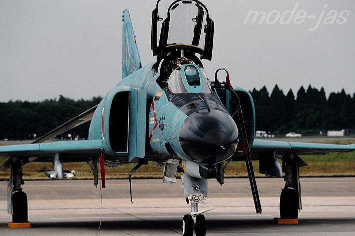 19961006RF-4EJ試改修機406 501SQ百里