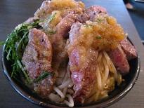 ステーキ丼4