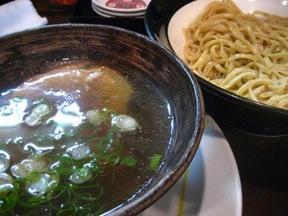 金久右衛門つけ麺1