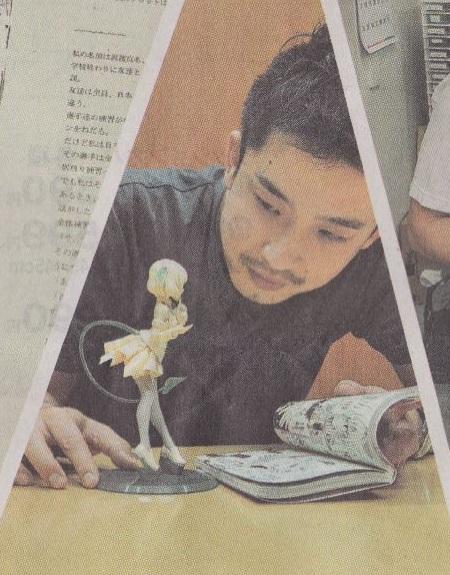 日経モモちゃん小菅さん