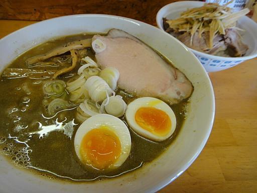 ヤリニボ&チャーシュー丼