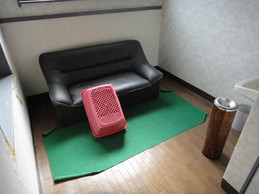休憩スペース