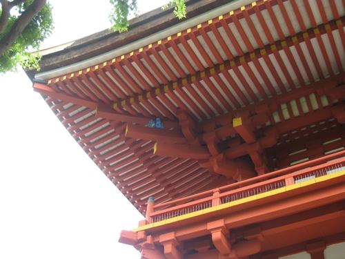 滝山寺 1