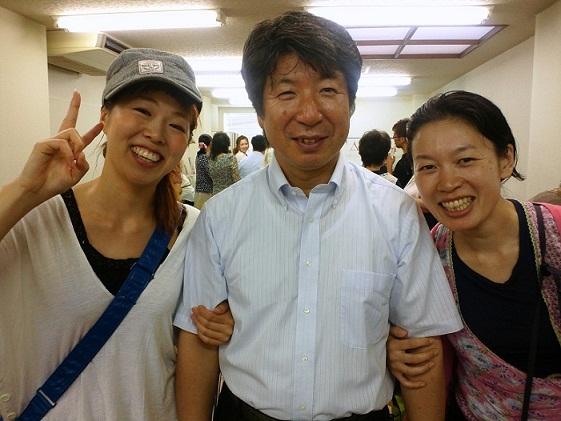 島さんと石田さんと
