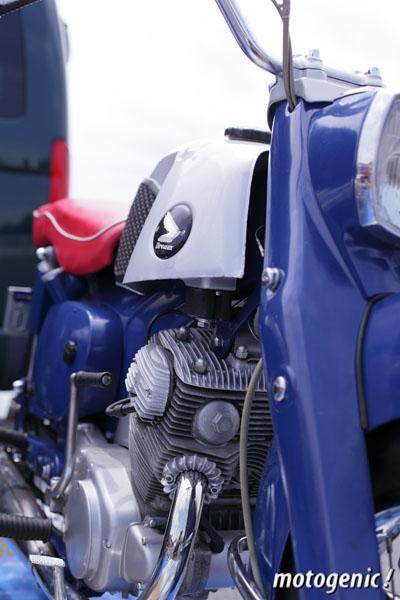 Honda C71