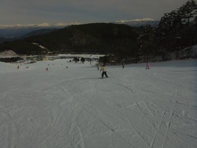 リフト1スキー