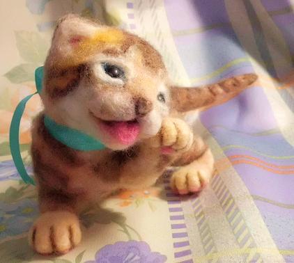 可愛い子猫1 - コピー