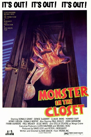 Monster In The Clozet