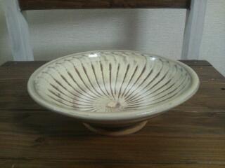 豆田町おんた焼き皿