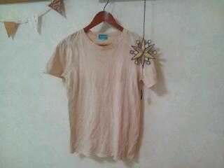 紅茶染めTシャツ