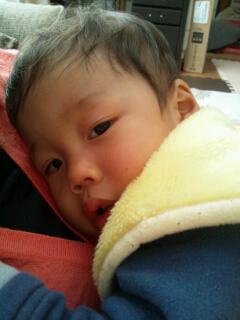 20121212_お風邪ちび太