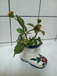 20121228_長靴花瓶