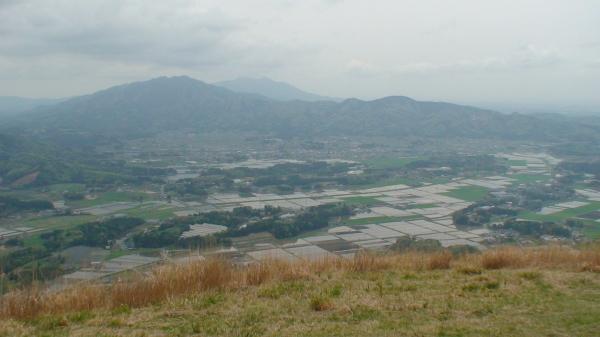 筑波山も見えます。.