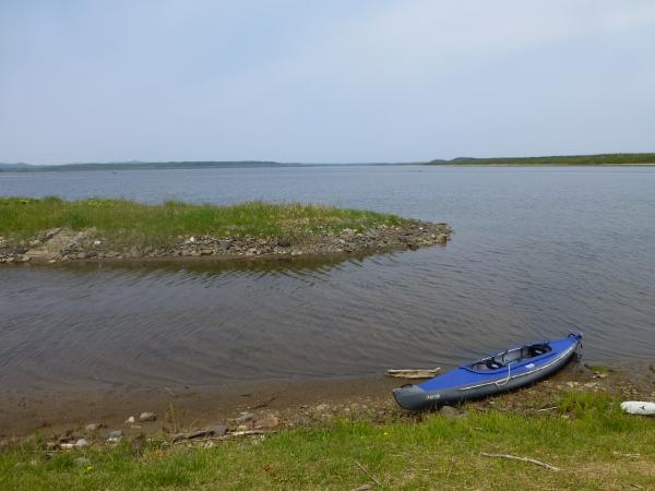 120616クッチャロ湖小休止