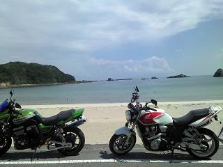3外浦海岸